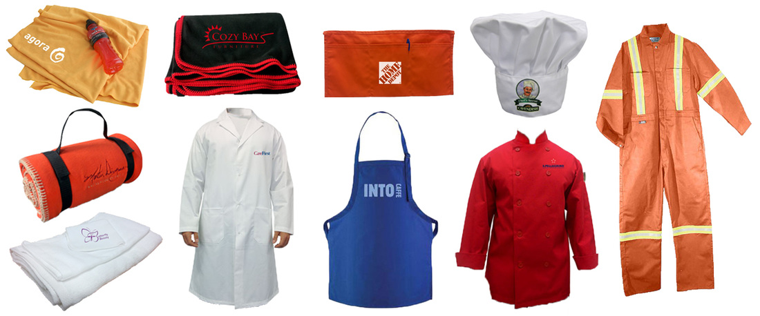Corporate gifts calgary instant embroidery